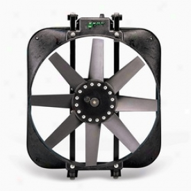 86-93 Ford Mustang Flex-a-litr Electric Cooling Fan 175