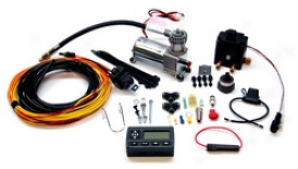 87-91 Gmc V3500 Air Lift Suspension Air Compressor Kit 72000