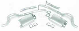 87-93 Stream Mustang Dynomax Exhaust System Kit 17455