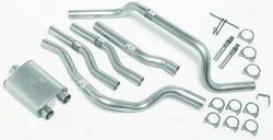 88-93 Chevrolet C1500 Dynomax Exhaust System Kit 17310
