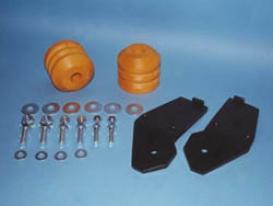 88-09 Chevrolet K2500 Air Lift Torsion Bar Load Kit 52100