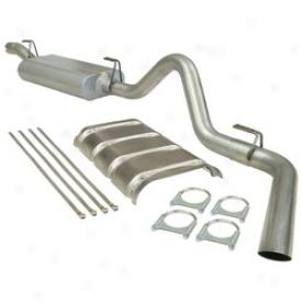 89-91 Chevrolet R2500 Suburban Flowmaster Exhaust System Kit 17121