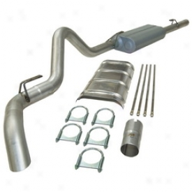 89-92 Chevrolet C2500 Flowmaster Exhaust System Kit 17126