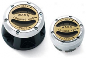 91-92 Toyota Prvia Warn Locking Hub Kit 28761