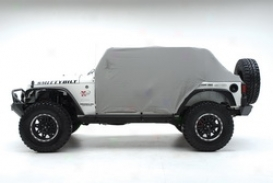 92-95, 97-06 Jeep Wrangler Smittybilt Car Cover 1061