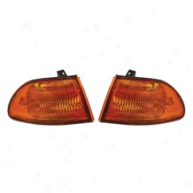 92-95 Honda Civic Apc Successive course Signal/side Marker Light Aasembly 403075jcl
