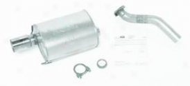 92-95 Honda Civic Dynomax Expend Sydtem Kit 17401
