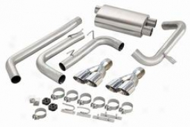 93-96 Chevrolet Camaro Corsa Exhaust System Kit 14144