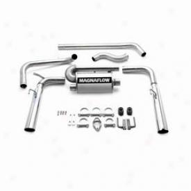 93-97 Chevrolet Camaro Magnalfow Exhaust System Kit 15694