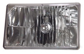 93-98 Jeep Grand Cherokee Anzo Head Light Assembly 111066