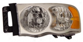 94-01, 05-08 Dodge Ram 1500 Anzo Head Light Assembly 111076