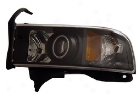 94-01 Dodge Ram 2500 Anzo Head Light Assembly 1165