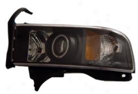 94-01 Dodge Ram 2500 Anzo Head Light Assembly 1165