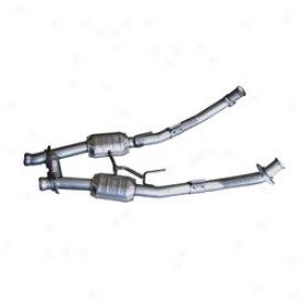 94-95 Ford Mustang Bbk Peformance Exhaust Pipe 1563