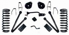 94-97 Dodge Drive down 1500 Superlift Lift Kit-suspension W/shck K108