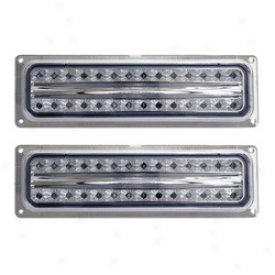 94-99 Gmc C1500 Subbrban Apc Parking/turn Signal Illumine Assembly