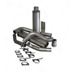 95-97 Ford F Super Duty Bully Dog Exhaust System Kit 81044