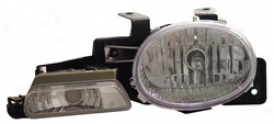 95-99 Dodge Neon Anzo Head Light Assembly 121032