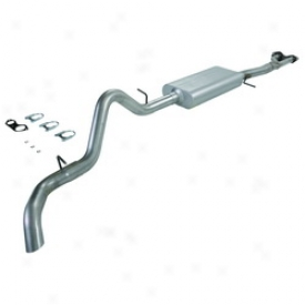 96-99 Gmc C150 0Suburban Flowmaster Exhaust System Kit 17122
