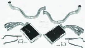 97-00 Chevrolet Corvette Dynomax Exhaust System Kit 17351