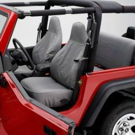 97-02 Jeep Wrangler Covercraft Seat Cover Ss1248pctn