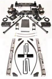 97-03 Ford F-150 Trailmaster Lift Kit-duspension W/shock F4402ssv
