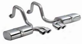 97-04 Chevrolet Corvette Corsa Exhaust System Kit 14111