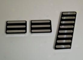 97-05 Jeep Wrangler All Salex Pedal Pad-set 32lk
