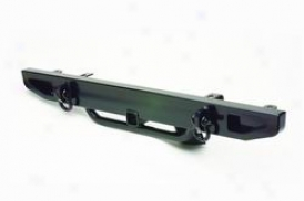 97-06 Jeep Wrangler Body Armor Bumper- Fron5 Tj1421
