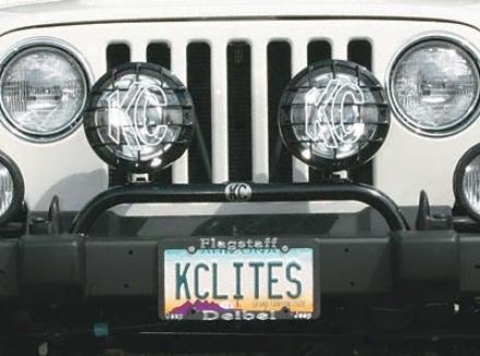 97-06 Jeep Wrangler Kc Hilites Light Bar 7400