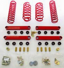 97-06 Jeep Wrangler Rancho Lift Kit-suspension Rs6503