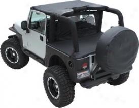 97-06 Jeep Wrangler Smittybilt Tonneau Cover 761035