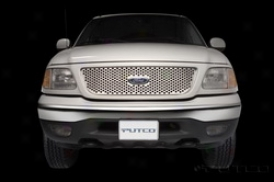 97-98 Wade through F-150 Putco Grille Insert 84130