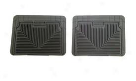 97-99, 01-03 Acura Cl Husky Liners Floor Mat 52022