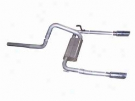 98-02 Chevrolet Camaro Gibson Performance Exhaust System Kit 320000