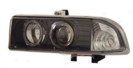 98-03 Chevrolet S10 Anzo Head Light Assembly 111018