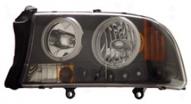 98-03 Dodge Durango Anzo Head Light Assembly 111085