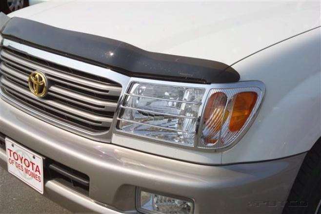 98-05 Toyota Land Cruiser Putco Understanding Lamp Overlays & Rinys 403201