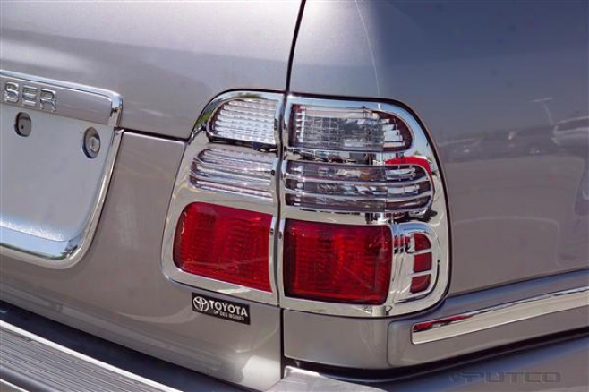 98-05 Toyota Land Cruiser Putco Tail Light Covers 403802