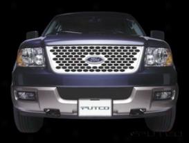 99-02 Ford Haste Putco Grille Insert 64402