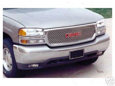"""99-02 Gmc Sierra 1500 E&g Classics """"z"""" Grille 1091-0185-99"""