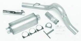 99-03 Ford F-250 Super Duty Dynomax Exhaust System Kit 19332
