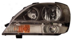 99-03 Lexus Rx300 Anzo Head Light Assembly 111047