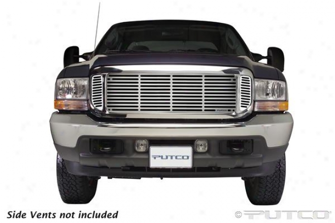 99-04 Ford F-250 Super Duty Putco Liquid Boss Grilles 302205