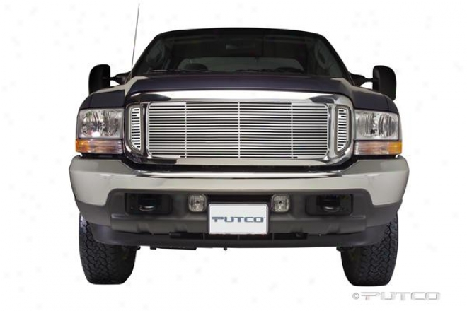 99-04 Ford F-250 Super Duty Putco Liquid Grilles 91505