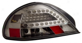 99-05 Pontiac Grand Am Anzo Tail Light Assembly 321095