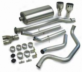99-07 Chevrolet Silverado 1500 Corsa Exhaust System Kit 14276