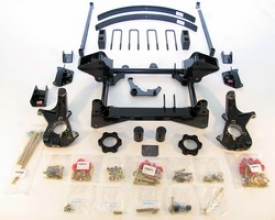 99-07 Chevrolet Silverado 1500 Rancho Lift Kit-suspension Rs6545b