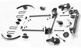 99-07 Chevrolet Silverado 1500 Trailmaster Lift Kit-suspensionC 4106