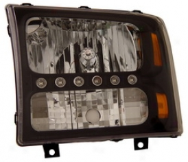 99-07 Ford F-250 Super Duty Anzo Top Light Assembly 111106